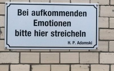 Emotionen in der Krise
